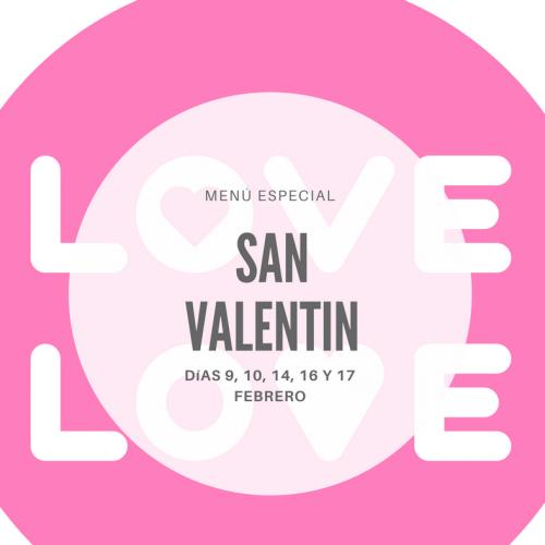 Delicioso San Valentín