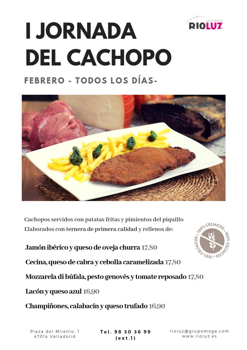 I Jornada Cachopo Rioluz