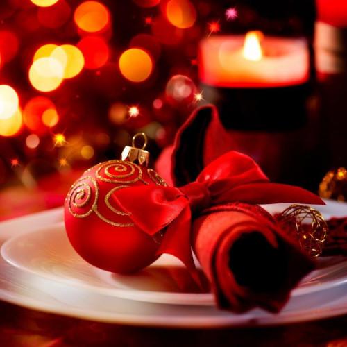 Menú de Navidad: 25 de diciembre, 1 y 6 de enero