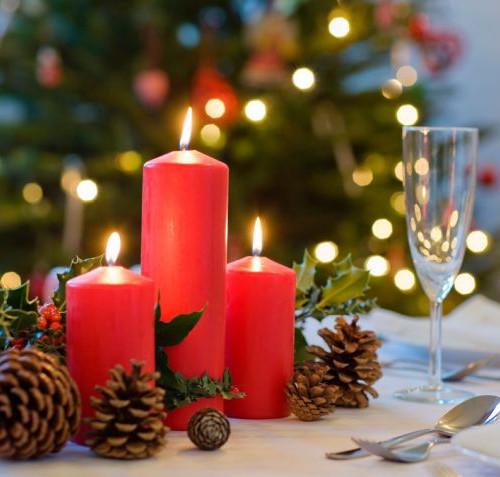 Menú de Navidad: 25 de diciembre y 1 de enero
