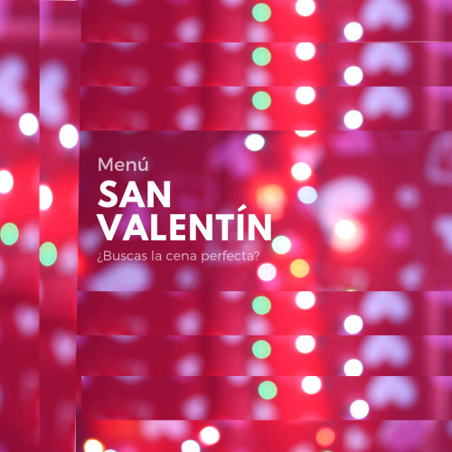 San Valentín: food & love